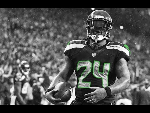"Marshawn Lynch Seahawks Highlights ""New Level"""