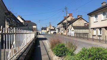 2020-03-18 Covid 19 à Saint-Aubin-du-Cormier