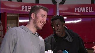 Raptors Post-Game: Jakob Poeltl - March 6, 2018