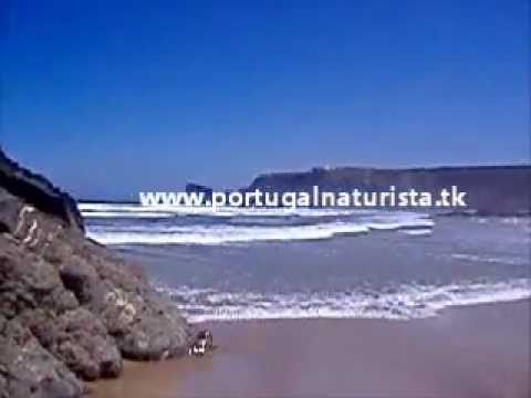 Playa Naturista Adegas - Praia Nudismo - Naturist Beach - FKK Strand - Algarve