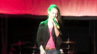"Gesangsklasse Oberhausen ""Concert of Voices 2013""  Maria ""Locked out of heaven"" 5/21"