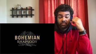 BOHEMIAN RHAPSODY - MOVIE TRAILER reaction