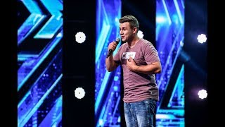 "Joao Lucas & Marcelo - ""Eu quero tchu, Eu quero tcha"". Vezi cum cântă Fabricio Niada, la ""X Factor""!"