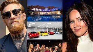 Conor McGregor - Life | Net worth | Titles | houses | jet | Family | Bio | Information