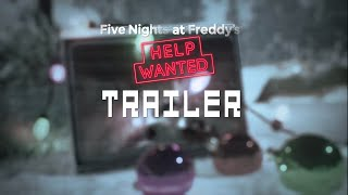 Trailer | Five Nights at Freddy's: Help Wanted NON-VR