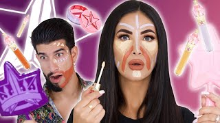 Testing Jeffree Star's NEW Magic Star Color Correcting Concealers + Powders...DO THEY WORK??? 👀