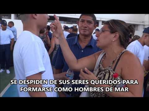 """Ingreso de aspirantes a la Escuela Naval de Suboficiales ARC """"Barranquilla"""""""