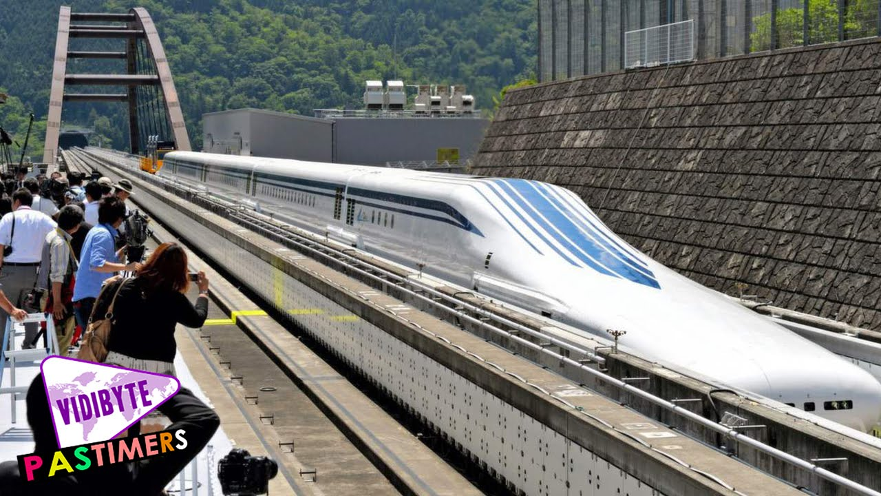Japan's new Maglev Bullet Train is now the fastest in the ...
