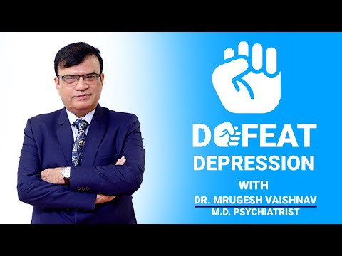 You Are Not Your ACTIONS| DEFEAT DEPRESSION| Dr Mrugesh Vaishnav| Part 4 Of Depression Series
