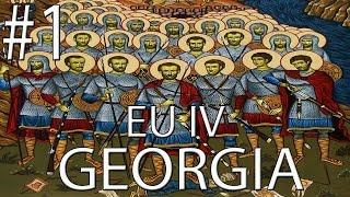 Europa Universalis IV: Georgia #1 - Crimean War