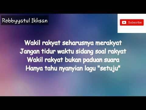 Wakil Rakyat ( Iwan Fals ) - DJ Remix Terbaru 2018