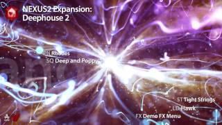 refxcom Nexus² - Deep House 2 Expansion demo