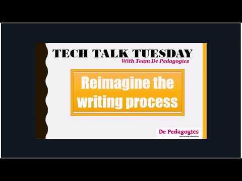 RETHINK WRITING PROCESS