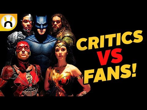 Thumbnail: Could The Critic & Fan Divide be Reversed for Justice League?