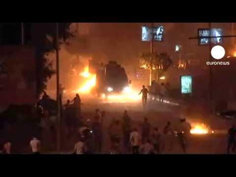 Cairo tense after Israeli embassy assault