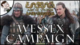 Defeating The Danes! Age of Vikings Total War (Attila Mod) Wessex Campaign Part 5