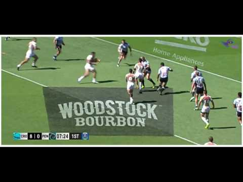 NRL Auckland Nines 2017 | Sharks v Panthers | Game 9 | HD Match Highlights | Rugby League