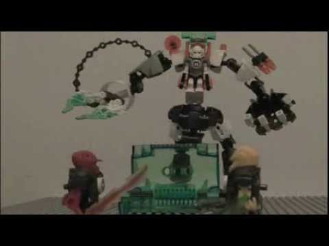 Lego Hero Factory Season 4 Episode 1 Invasion From Below