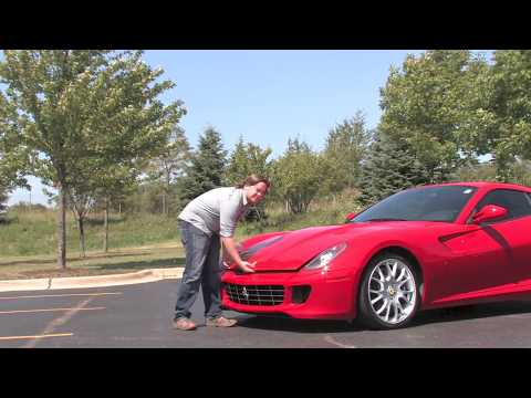 Ferrari 599 GTB Fiorano - Chicago Motor Cars Video Test Drive with Chris Moran 2012