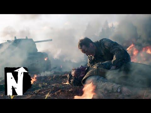 Tankers - WWII Epic Final Tank Battle Scene