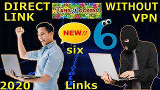 New 6 Direct Links to Open TamilRockers Without VPN Proxy 100% Working - ADw tuts