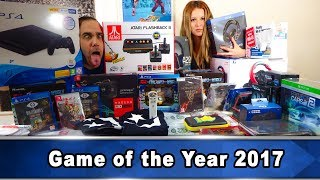 Διαγωνισμός Game of the Year 2017