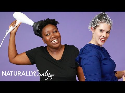 We Swapped Hair Care Routines