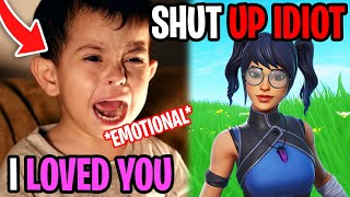 His Crush Made Him Cry - Fortnite
