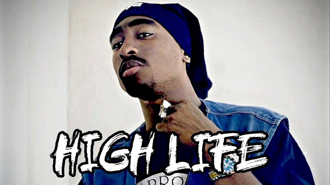 "Dr. Dre x Tupac Type Beat - ""High Life""   Best Freestyle West Coast Rap Hip Hop Instrumental 2020"