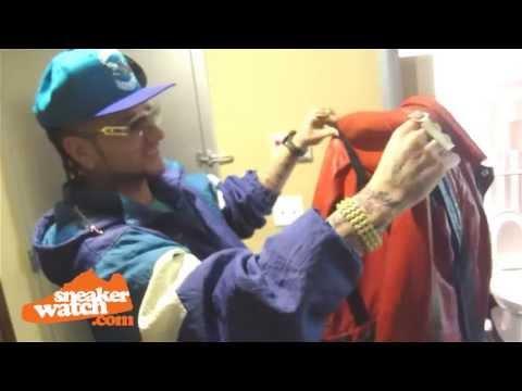 Riff Raff Displays His Rare Michael Jackson Thriller Jacket