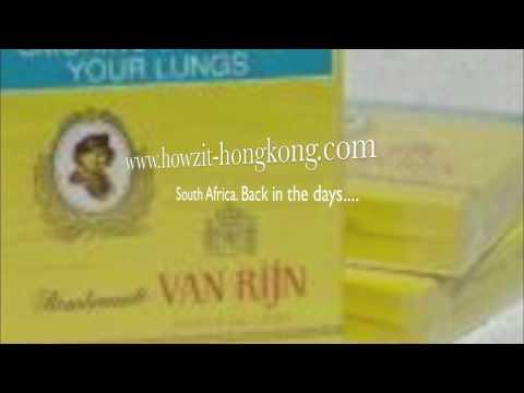 Rembrandt Van Rijn Cigarette ad