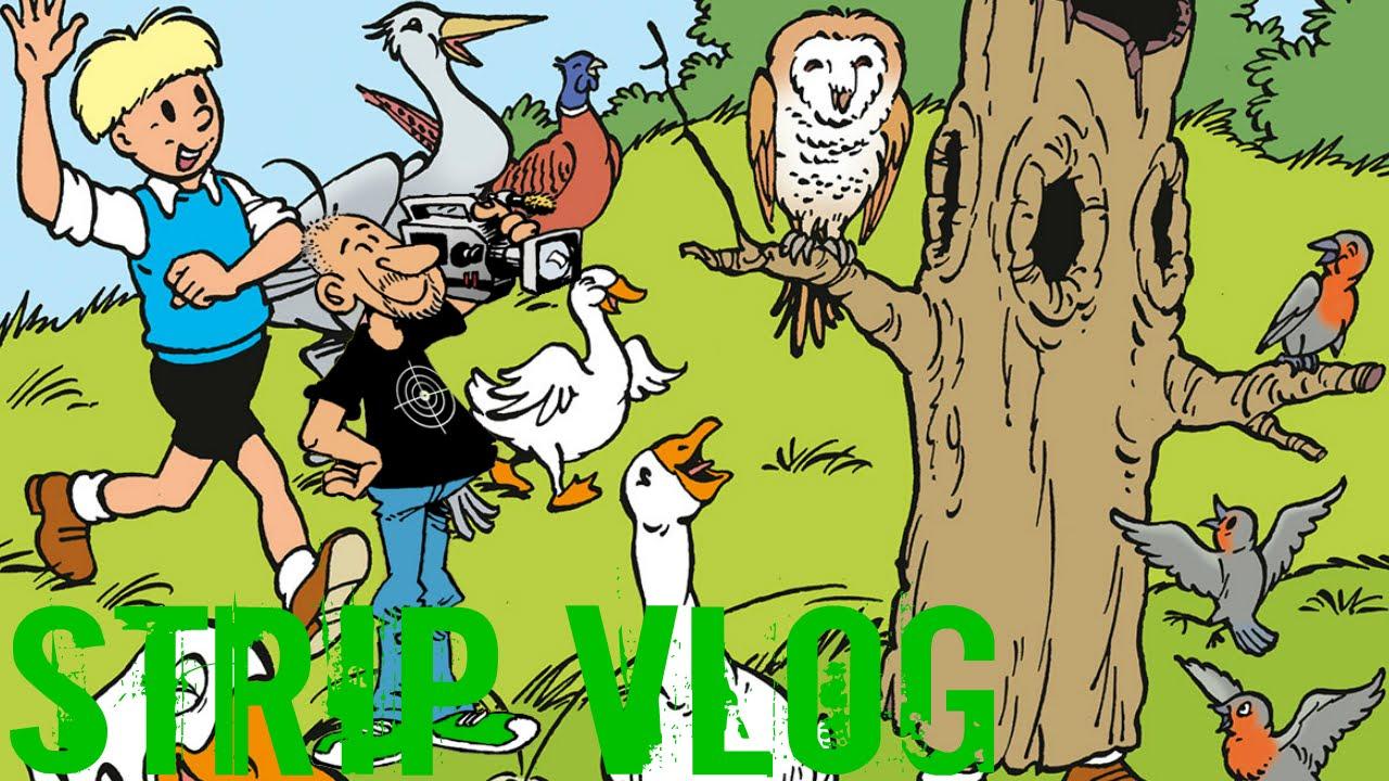 Jommeke De Vogelvriend Strip Vlog Youtube