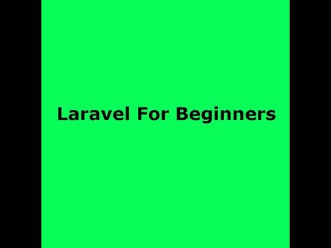 Laravel Crud Part 4