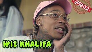 How Rich is Wiz Khalifa @wizkhalifa ??
