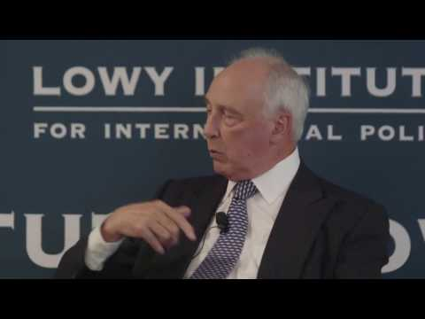 Paul Keating and Allan Gyngell on the history of Australian foreign affairs