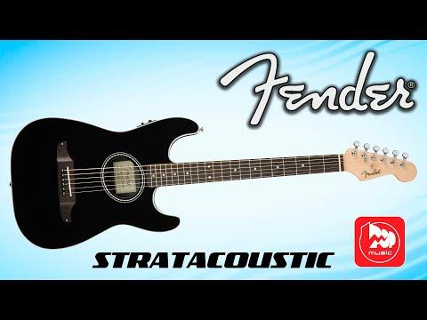 Электроакустическая гитара Fender Stratacoustic (акустический стратокастер)