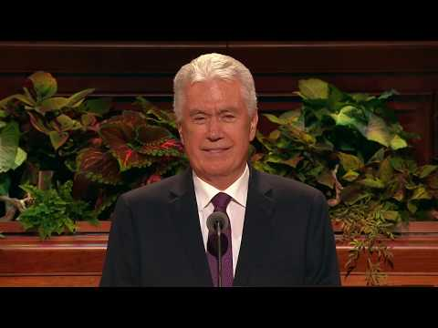 October 2019 General Conference - Dieter F. Uchtdorf