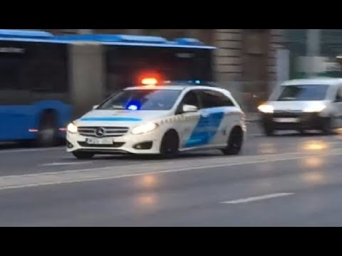 Hungarian Police responding(compilation) | Magyar Rendőrség vonul(összeállítás)