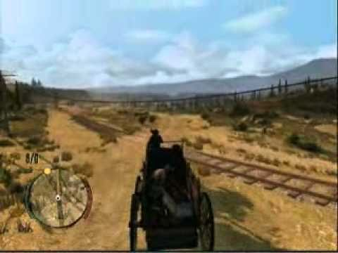 Red Dead Redemption - Mission 14 - A Gentle Drive With Friends from YouTube · Duration:  6 minutes 22 seconds