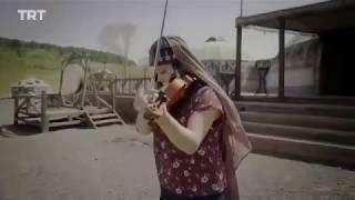 عزف شارة بداية مسلسل ارطغرل على الكمان 🎻 #ارطغرل