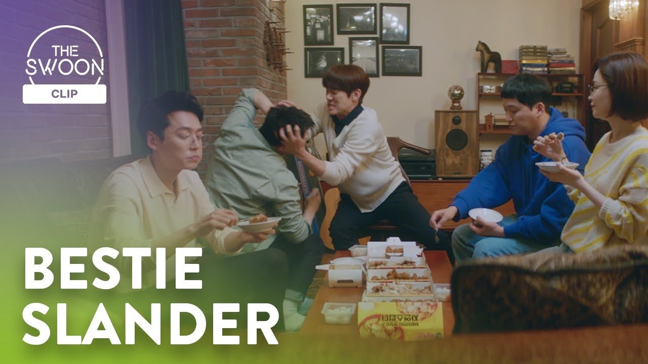 Cho Jung-seok sacrifices Yoo Yeon-seok for a good story | Hospital Playlist Season 2 Ep 6 [ENG SUB]