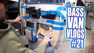 Bass van door panels part1 - BVV#21
