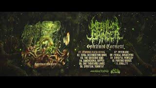 NEPHILIM GRINDER - SPIRITUAL TORMENT [OFFICIAL ALBUM STREAM] (2021) SW EXCLUSIVE