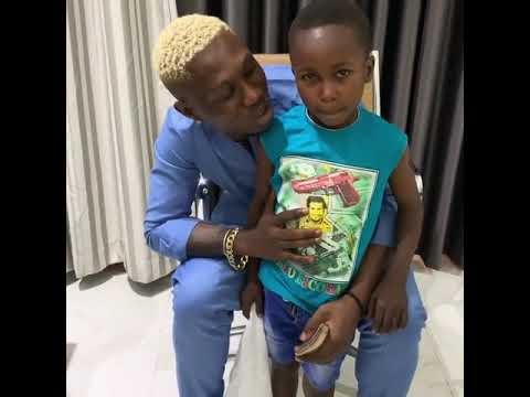 ZLATAN IBILE AND THE REAL OWNER OF THE ZANKU DANCE