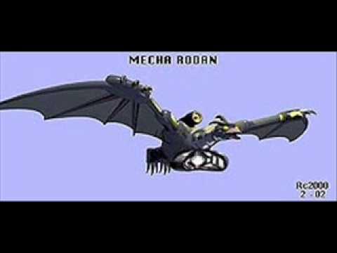Mecharodan roar... Godzilla Unleashed Monsters