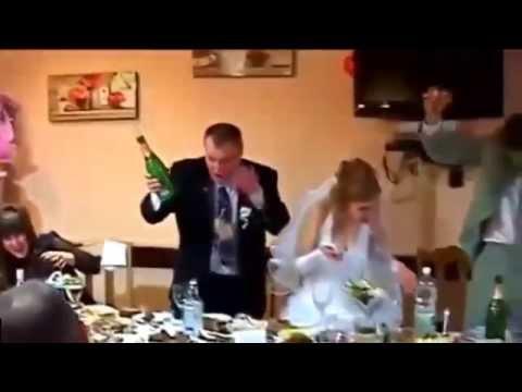 Прикольные розыгрыши на свадьбу