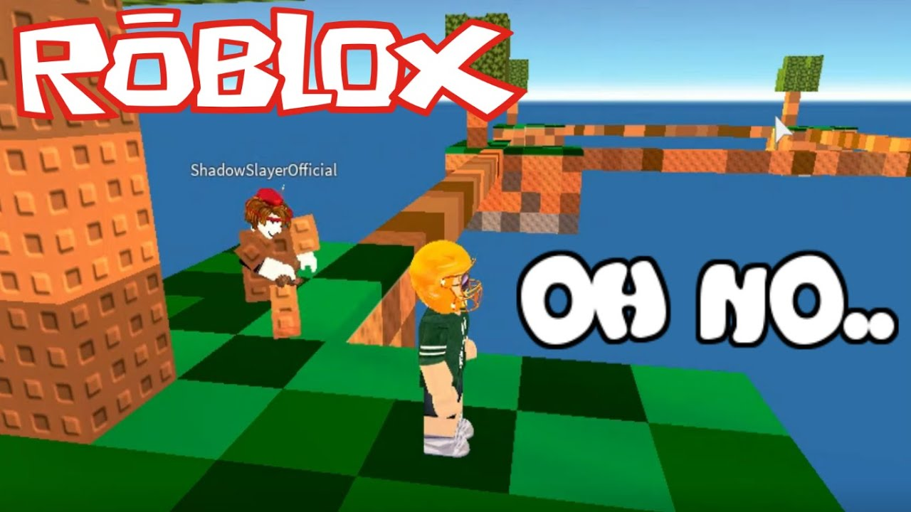 Playing With The Creator Of Roblox Skywars Youtube Afk Trolling Gone Wrong Roblox Skywars Youtube