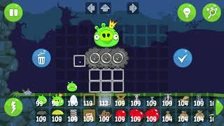 Bad Piggies - REAL MONSTER TANK! (Field of Dreams)