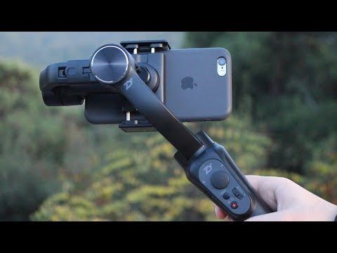 Zhiyun Smooth Q vs Vimble C - İnceleme - Kıyaslama - Unboxing - El Gimbal