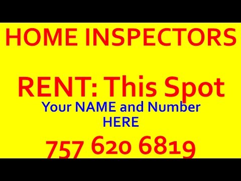 Home Inspector 21647